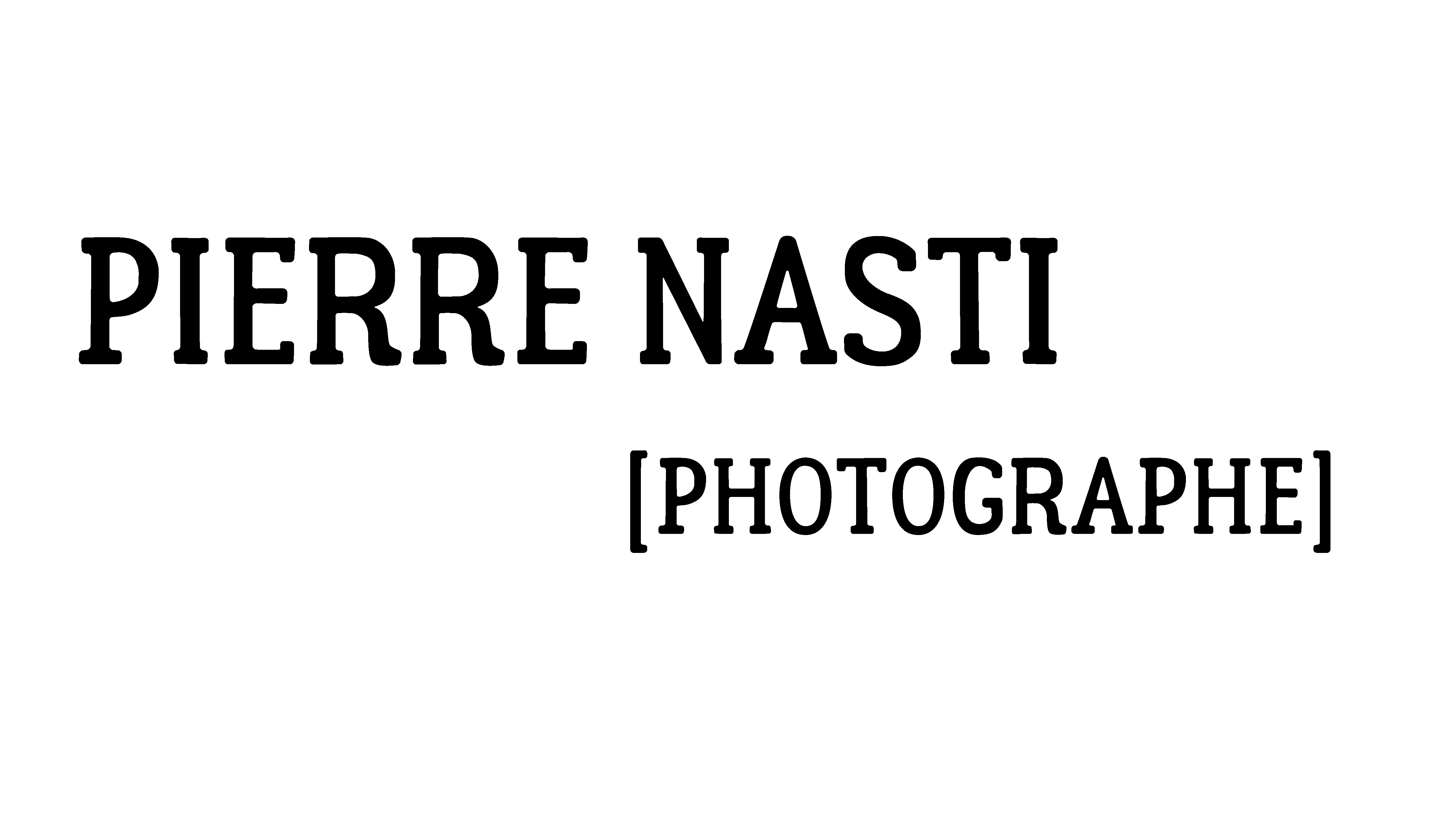 Pierre Nasti - Photographe