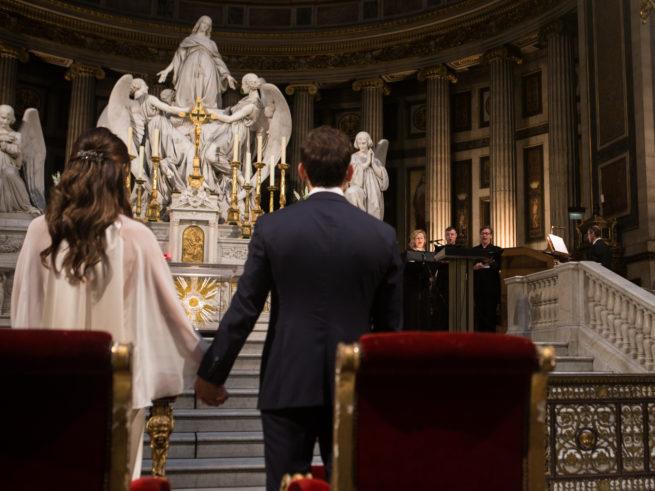 photo de mariage paris bordeaux photographe église